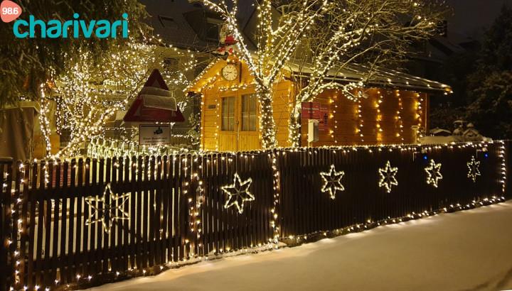 Das ist das Weihnachtshaus Nürnberg