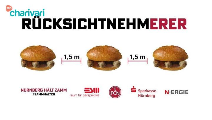 Nürnberg hält zamm!
