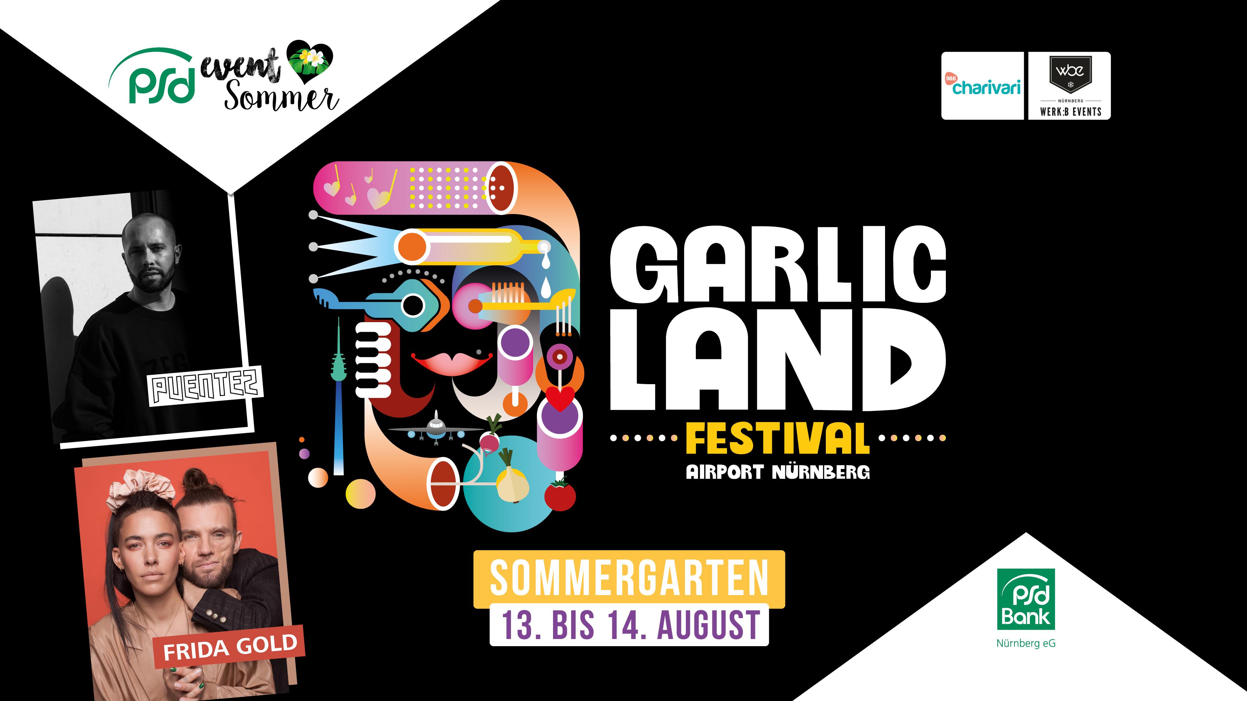 Das Garlic Land Festival - Bilder & Eindrücke