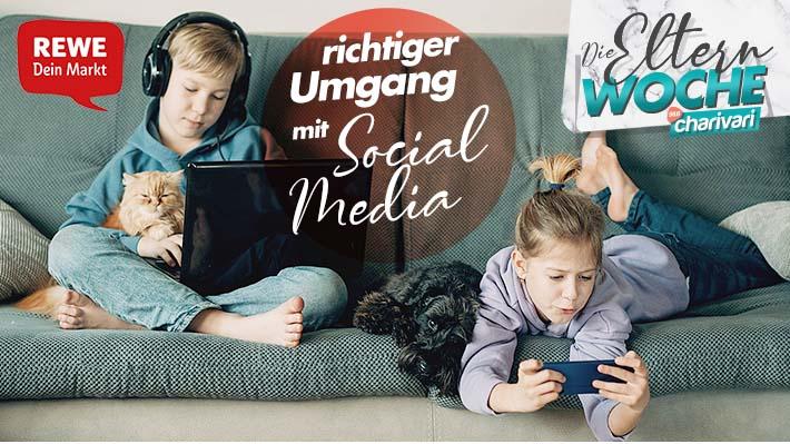 Die Elternwoche: Social Media