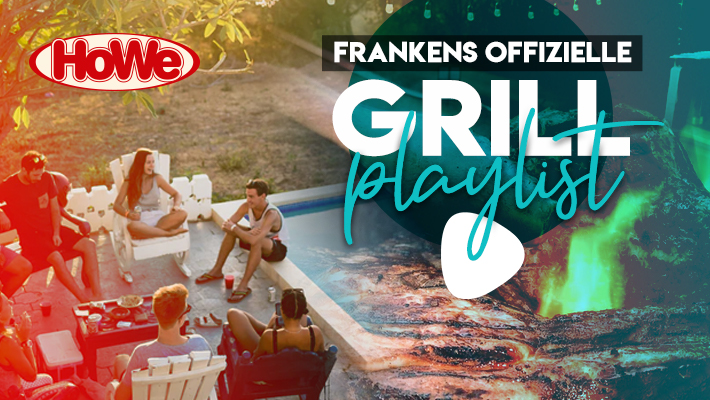 Frankens offizielle Grill-Playlist