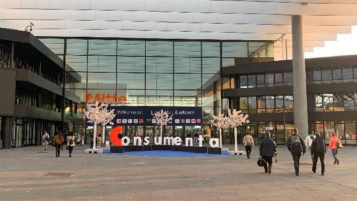 Highlight in der Messe Nürnberg: Die Consumenta beginnt am 30.10!