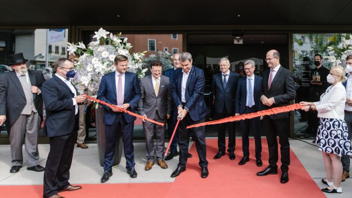 Nürnberger Zukunftsmuseum ist eröffnet